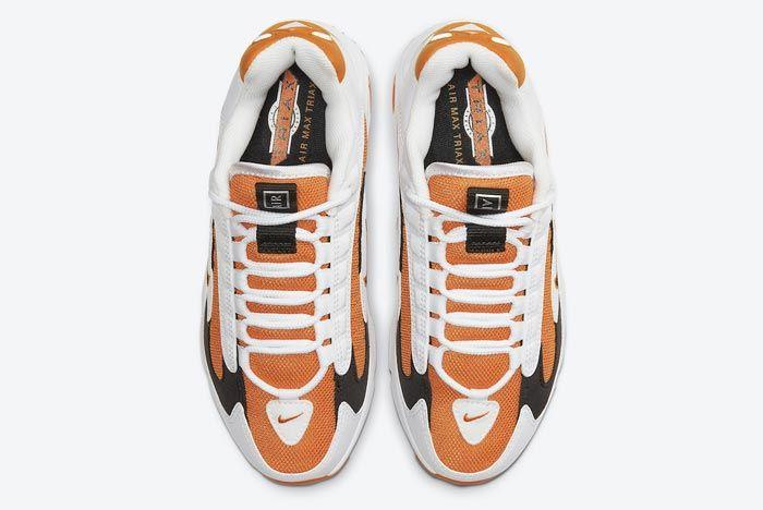 Nike Air Max Triax 96 Magma Orange Top
