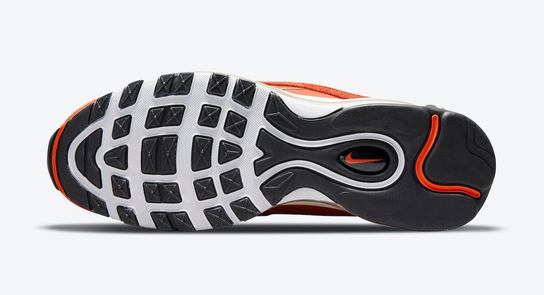 Nike Air Max 97 First Use