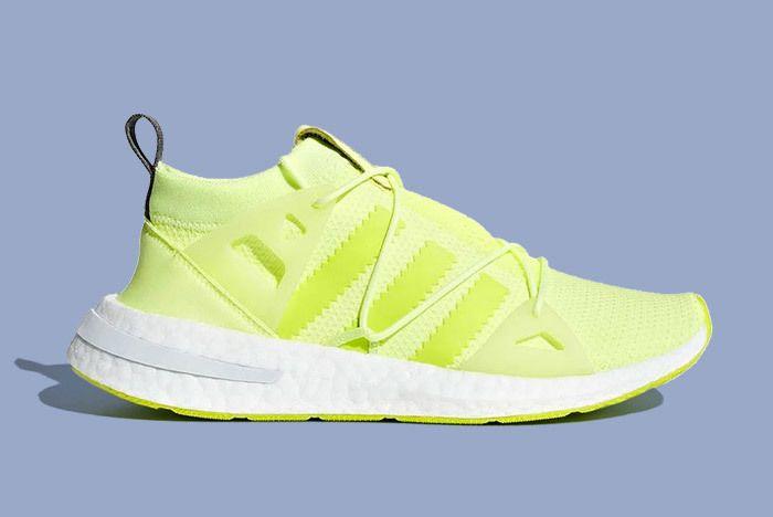 Adidas Arkyn Blue Yellow 4
