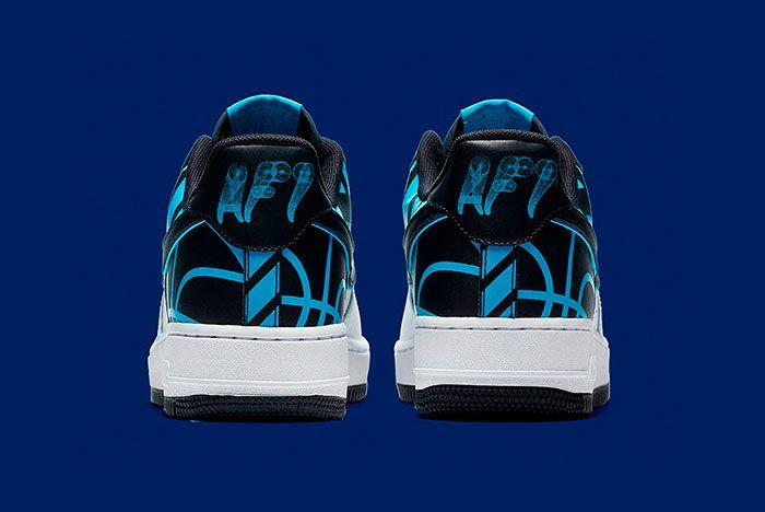 Nike Air Force 1 Force Logo 11