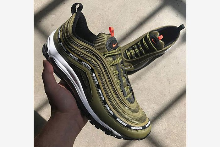 Undefeated Air Max 97 Olive3