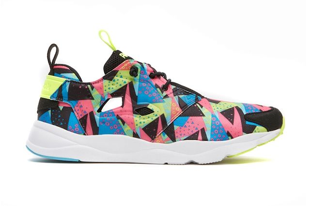 Reebok Furylite Graphic Pack 3