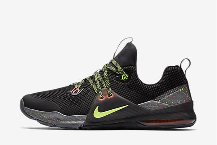 Nike Zoom Command Black Yellow