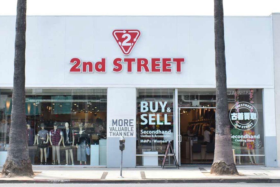 2nd Street USA