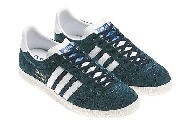 Adidas Originals Spring Pack Gazelle Og Sea Green Hero 1