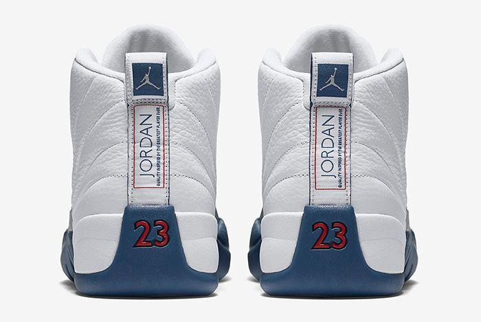 Air Jordan 12 French Blue6