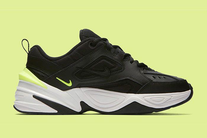 Nike Monarch M2 K Tekno Black 2