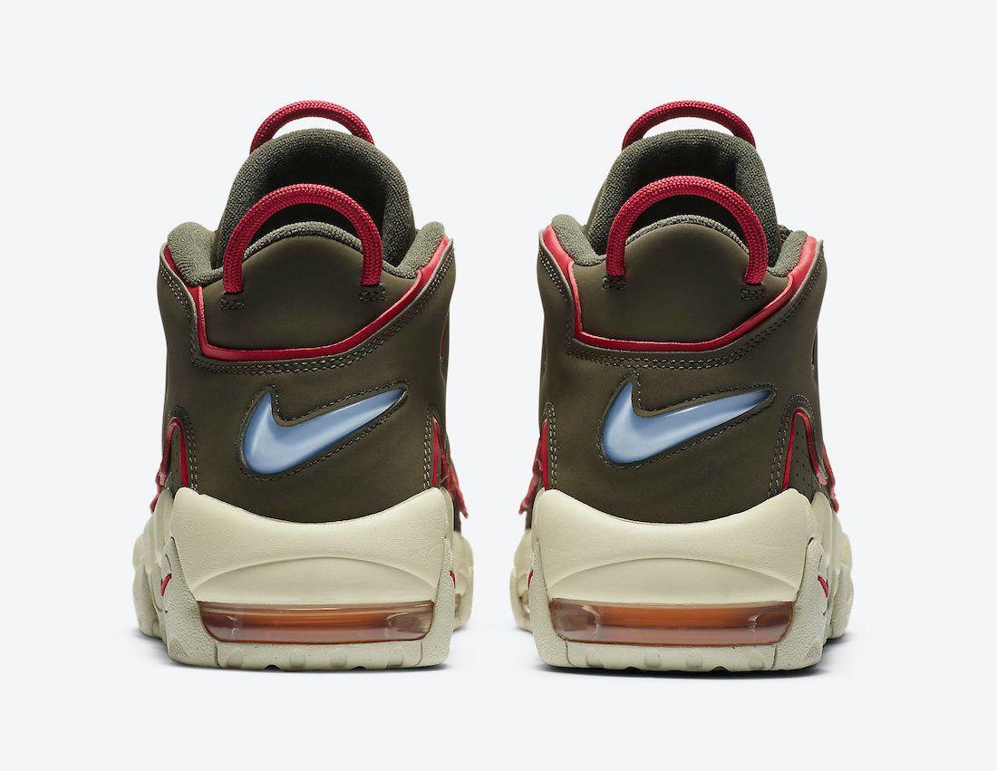 Nike Air More Uptempo Cargo Khaki