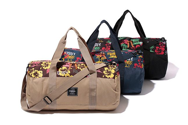Stussy Herschel Supply Co Aloha Luggage Pack Duffle 1