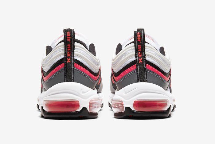 Nike Air Max 97 Infrared Heels