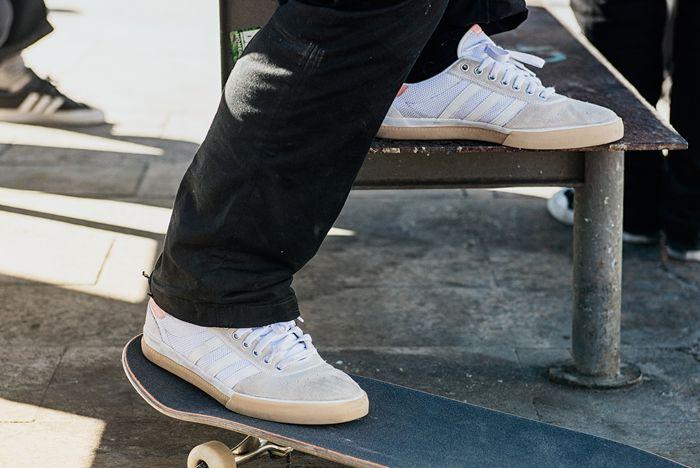 Adidas Lucas Premiere Adv Crystal Whitesun Glow2