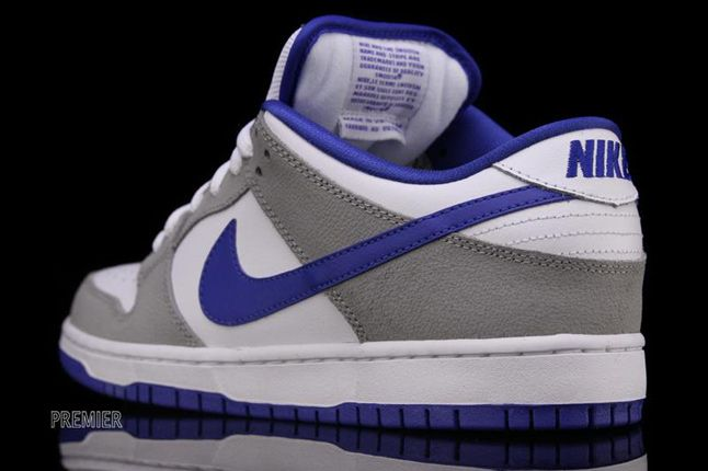 Nike Sb Dunk Low Matte Silver Royal 05 1