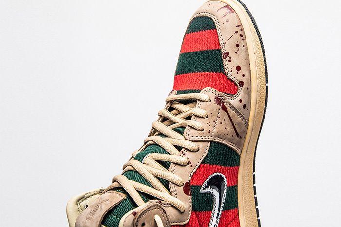 Air Jordan 1 Freddy The Shoe Surgeon Release Date Toe