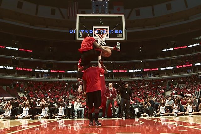 Derrick Rose Is All In For Chi Town 1