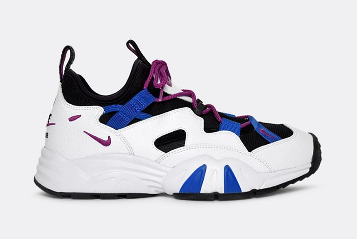 Nike Air Scream White Purple