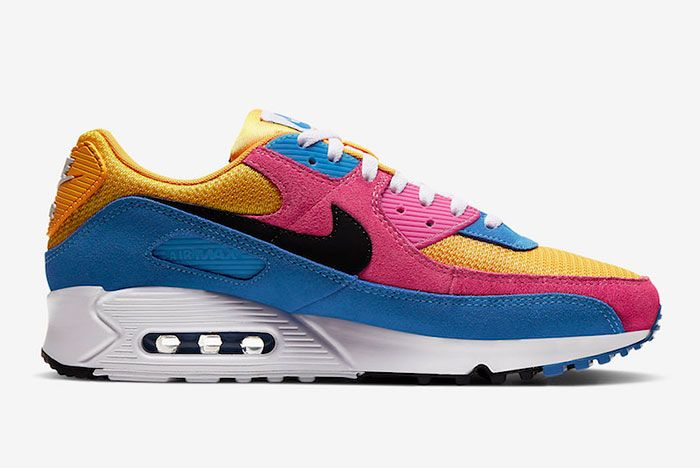 Nike Air Max 90 Cj0612 700 Release Date 2Official