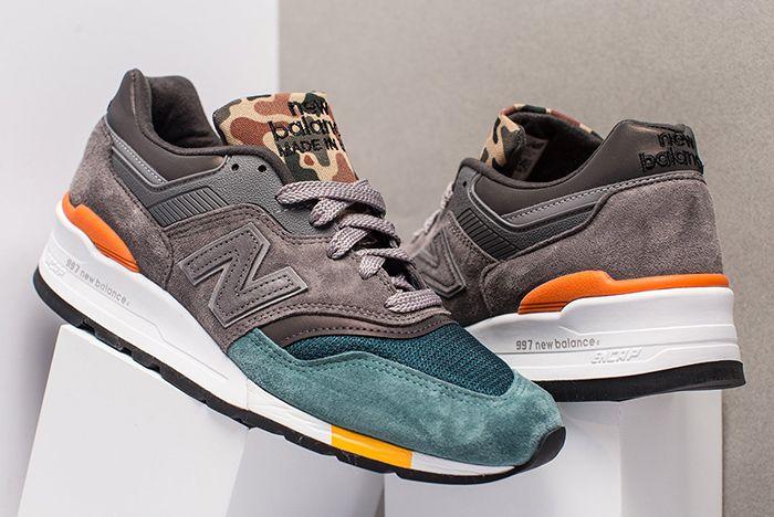 New Balance 997 Duck Camo Release Info 1 Sneaker Freaker