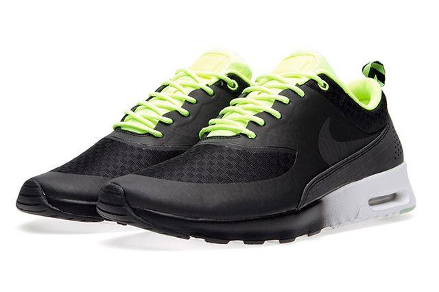 Nike Air Max Thea Woven Qs Pack Black 2