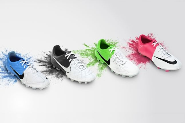 Nike Clash Collection Football Boots 6 1