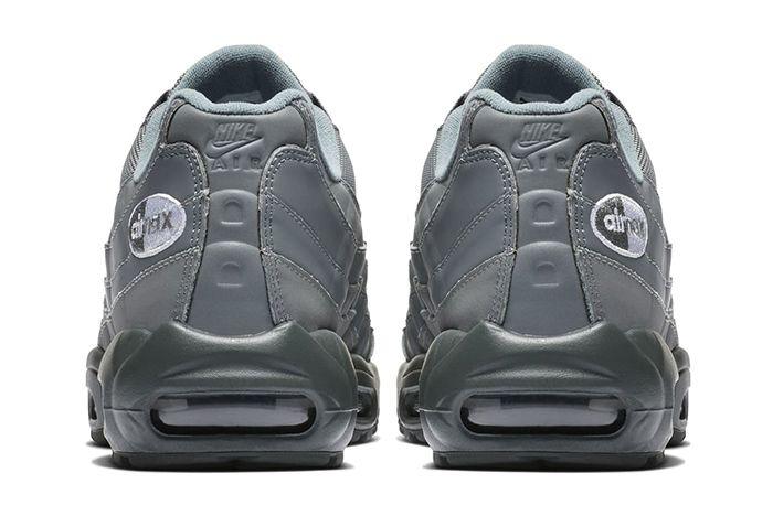 Nike Air Max 95 Grey Logo Swap 3