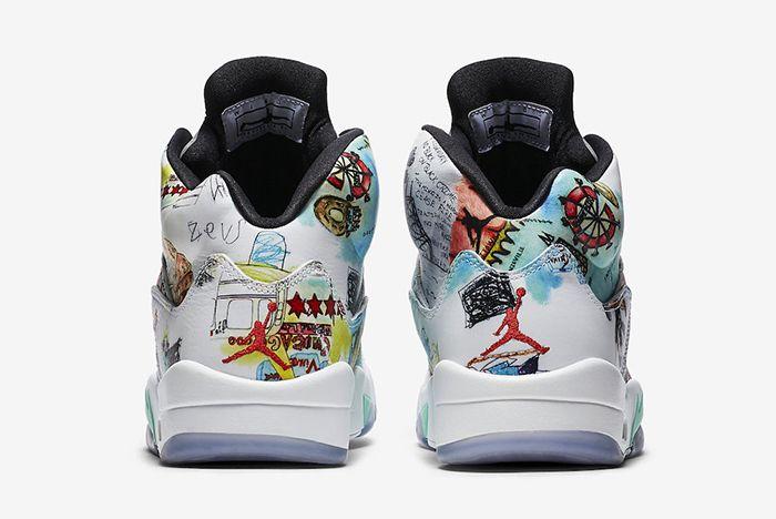 Air Jordan 5 Wings Official 5