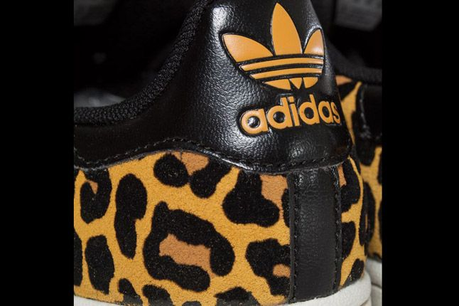 Adidas Originals Superstar 2 Leopard Heel 1