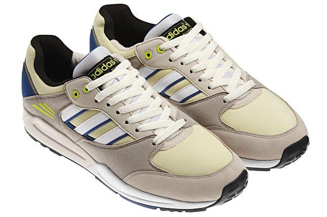Adidas Tech Super Yellow Quater 1