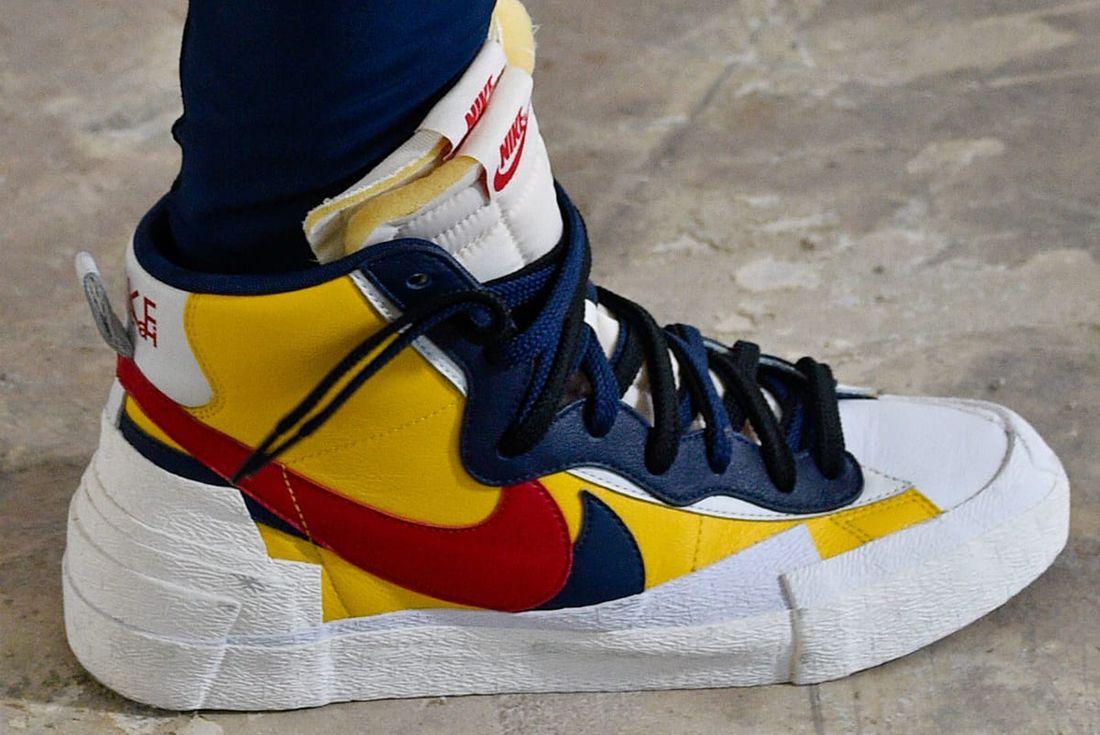 Sacai X Nike 4
