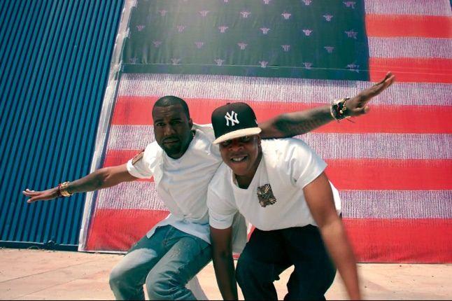 Jay Z Kanye Otis 8 1