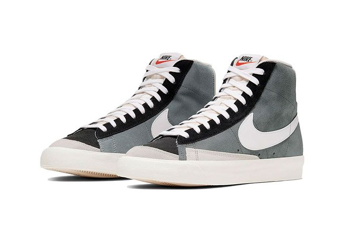 Nike Blazer Mid 77 Vintage We Suede Ci1167 001 Release Sneaker Colorway 2 Pair