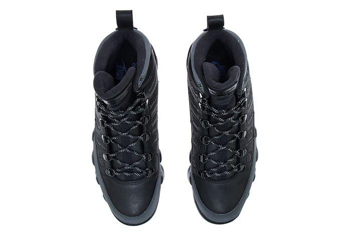 Air Jordan 9 Boot Wheat Black 5