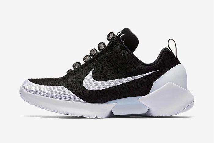 Nike Hyper Adapt 1 0 Black White 1