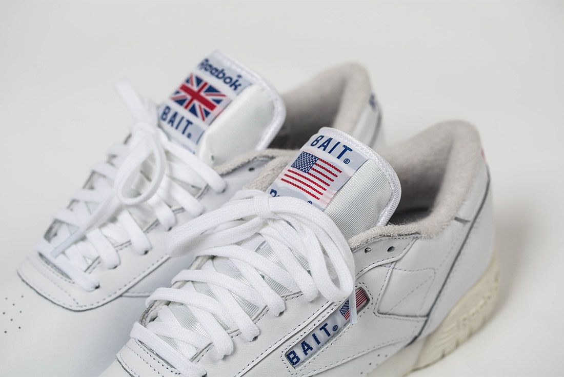 Bait X Reebok Classic West East Pack Workout Club C Ex O Fit 6