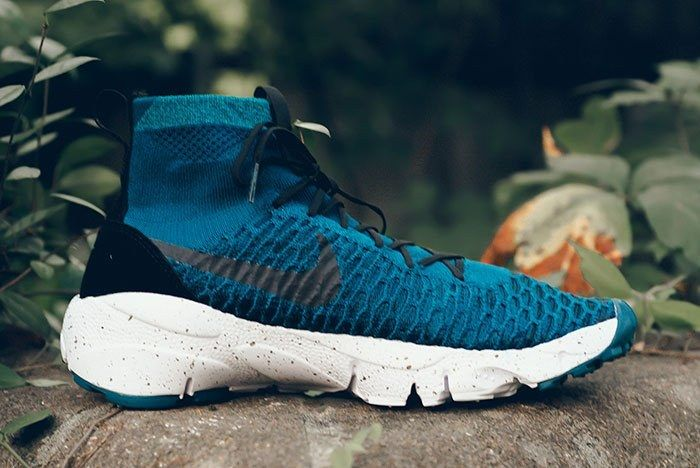 Nike Air Footscape Magista Midnight Turqouise 1