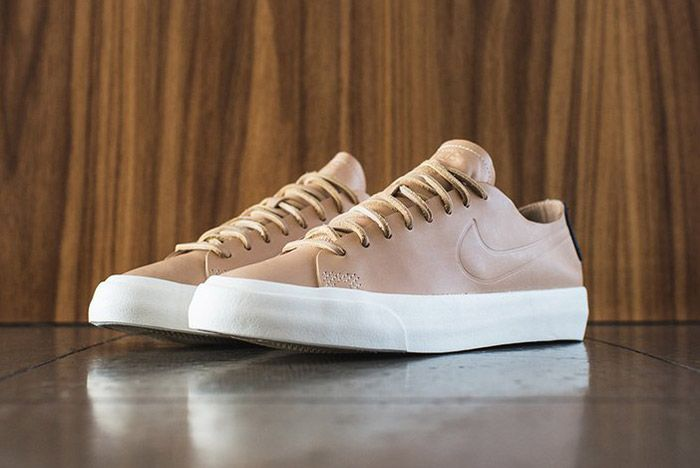 Nike Blazer Studtio Low Vachetta Tan 5 Decades 4