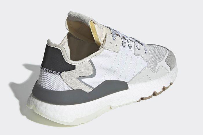 Adidas Nite Jogger Footwear White 4