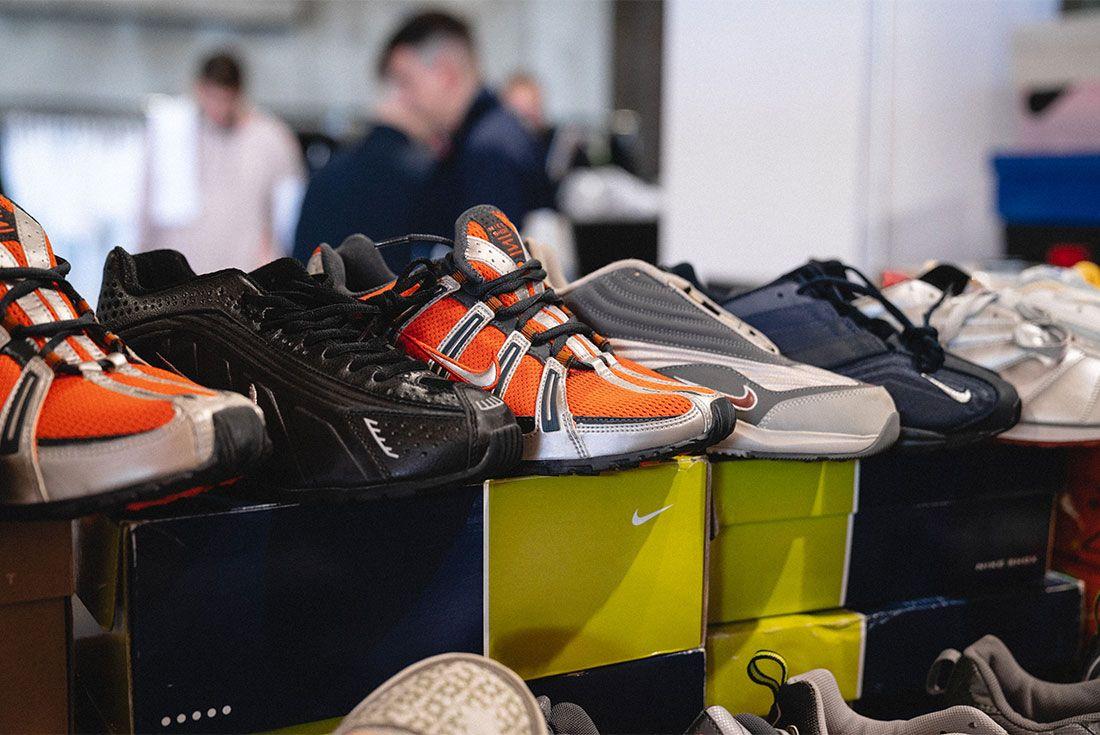 Sneakerness Milan Sneaker Freaker Vendor Tables21