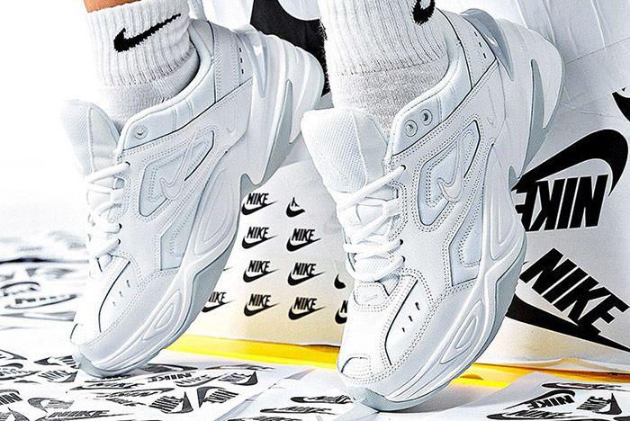 Nike M2 K Tekno White Pure Platinum 1