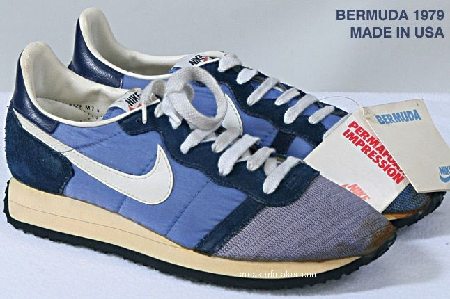 Vintage Collector Lindy Darrell Nike Runners 10