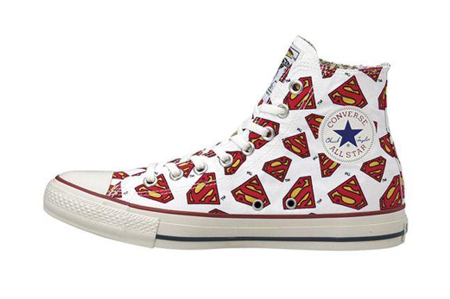 Converse Allstar Sm Hi Superman 1