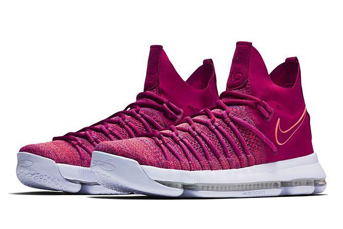 Nike Kd 9 Elite Racer Pink 6