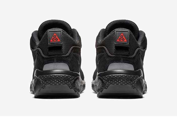 Nike Acg Dog Mountain Black Red 4