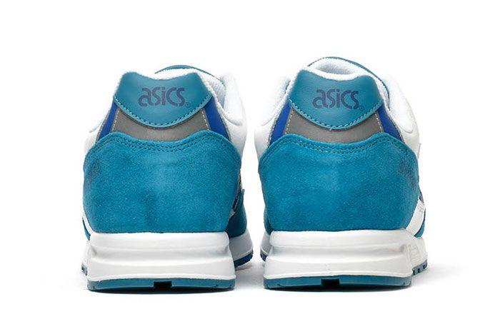 Asics Gel Saga Illusion Blue Heel