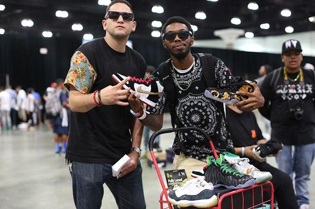 Sneaker Con La Recap 71