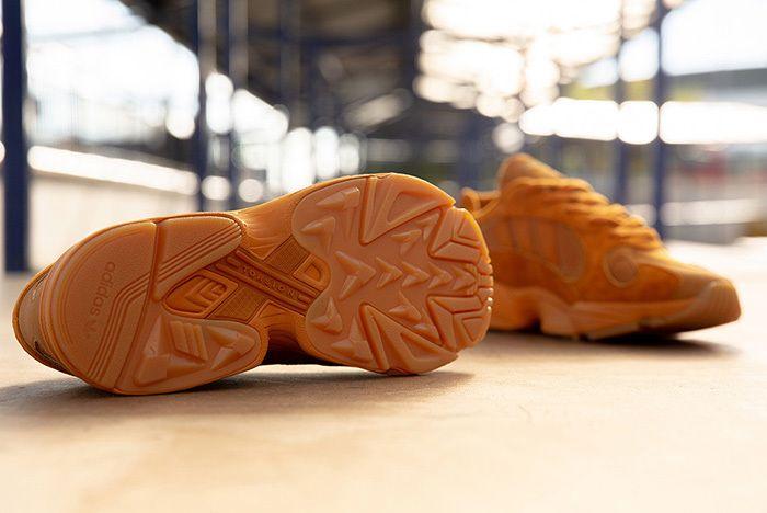 Size Adidas Yung 1 Craft Ochre 3