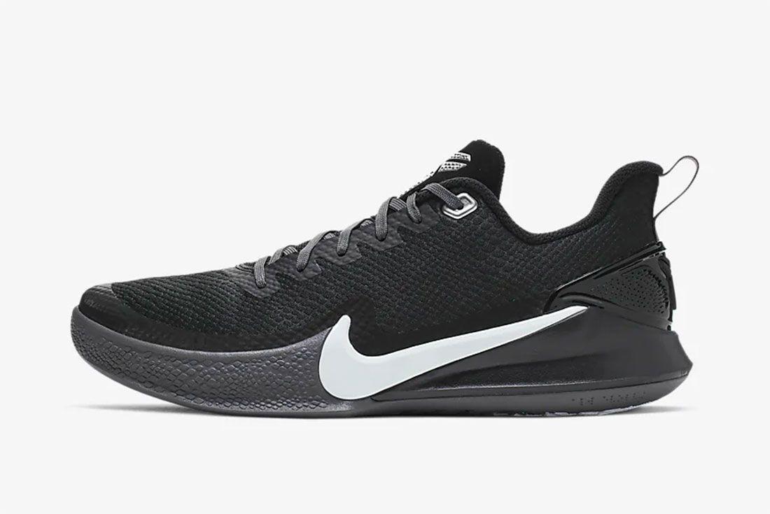 Nike Mamba Focus Black Gear Up Side
