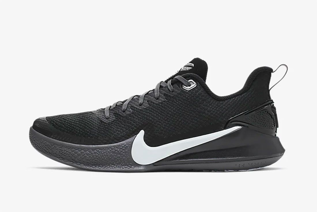 Nike Mamba Focus Black Gear Up Side