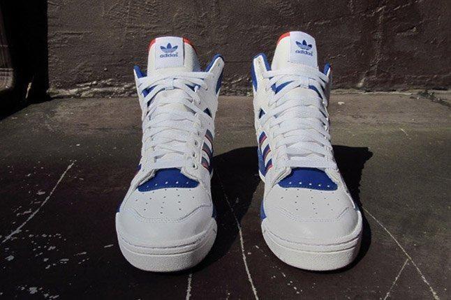 Adidas Conductor Hi Knicks Front 1