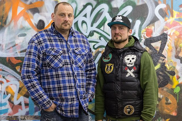 Interview Snkr Frkr Germany Talk Graff And Sneaks With Atom And Besser 23