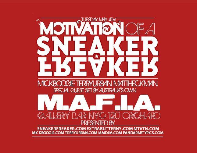 Sneaker Freaker May 4 1